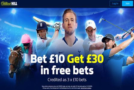 Cricket betting william hill winning bets on super bowl