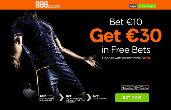 888Sport Promo Code