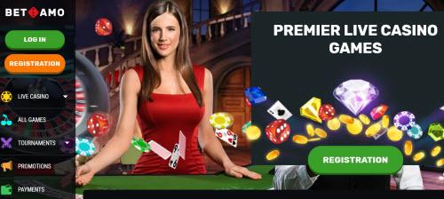 BetAmo Casino Review 1