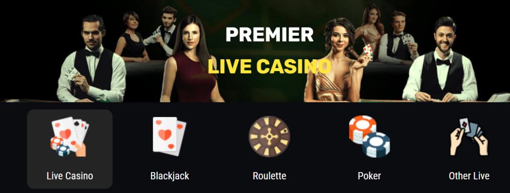 Betamo Casino Live